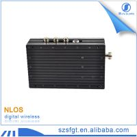 3km/100km wireless COFDM NLOS long range uav video transmitter