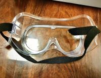 Safety goggles in stock