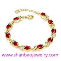 Gold Costume Fashion Resin Jewelry Girls Women Ladies Woman Bracelets