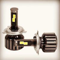 LED Headlight Kit 3000lm H4 Hi/Low Beam for Car Headlight LED