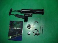 Laser designator Green laser