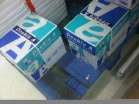 100% Virgin Pulp A4 Copy Paper High Brightness 70gsm,75gsm, 80gsm for Sale