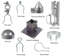 chain link fence fittings
