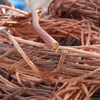 Copper wire millberry scrap 99.99%
