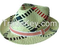 Floppy Woven Straw Hat Wide Large Brim Sun Summer Beach Hat
