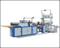 film sealing and cutting (bag making) machine
