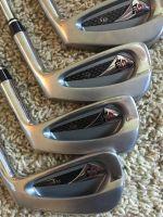 Wilson STAFF Pi5 Iron Set 3-PW Stiff Right-Handed Steel Golf Clubs