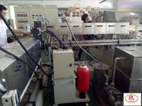 JSJ52/100 two-stage extrude pelletizing system