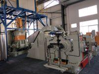 35L Hydraulic pressurized kneader