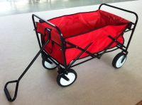 camping foldable cart  garden cart