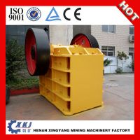 Stone Crusher Machine, Small Jaw Crusher widely used in mining, smelting, building materials