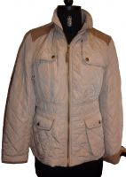man diamond quilted jacket