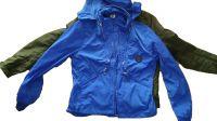 Nylon spring jacket