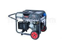 Portable Gasoline / Petrol Generator 5kw Genset with key start