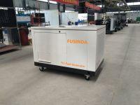 Fusinda canopy 6-35kw Tri Fuel (LPG/NG/Gasoline) Silent Type Standby gasoline petrol Generator