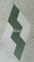 PVC woven parquet