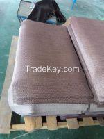 PVC woven floor mat