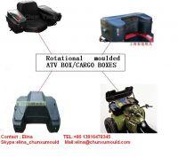 polyethelene autoparts ATV Box rotomolding