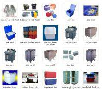 Rotomolded Cooler Case, Plastic Box by Rotomolding