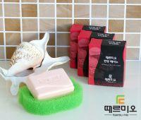 Ttaereu mio Herbal Scrub Soap