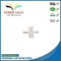 1/8 inch medical grade micro plasitc air valve