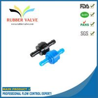 Small orders accepted spring check valve used in mini pump