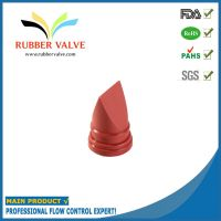 hydraulic control silicone duckbill check valve