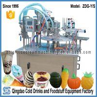 ZDG-Y/S ice cream filling machne