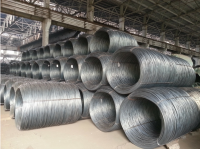 SWRH62B-CR Hot rolled Alloy Steel Wire Rods MANUFACTURER in  China