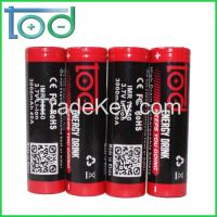 TOD IMR 18650 3.7V 3000mAh 40A High Drain Rechargeable Battery