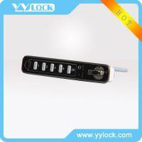 Electronic drawer lock code lock