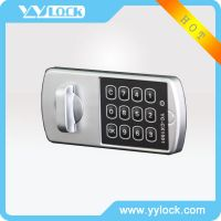 Electronic keypad cabinet furniture locker lock