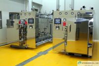 Food Air-Steam system for retort