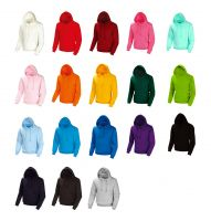 Hooded sweatshirt with