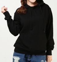 Hooded sweatshirt with various colors