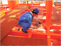 FRP pultruded grating, high quality products