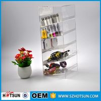 5 tiers cell phone accessory display stand