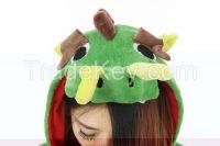 onesie adult Green china dargon