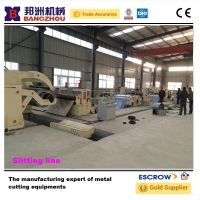ZJX(0.3-0.5)*1250mm automatic silicon steel slitting machine