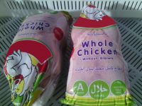 Fresh Frozen Halal Whole Chicken And Its Components