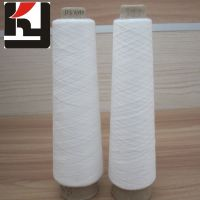 38s polyester ring spun yarns close virgin 38ne/1