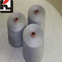 30ne/1polyester melange yarns with competitive price