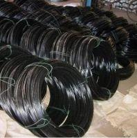 14 gauge/18 gauge black annealed iron wire