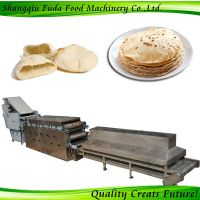 Automatic roti Pita bread making machine