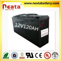 Neata 12v120ah Battery Long Life Front Terminal Agm Battery Lead Acid Battery