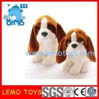 Brand new plush dog toy