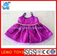 Cute Toy dress with accessory