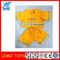 Cute Toy uniform clothing with accessory
