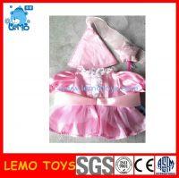 Pink teddy bears dress