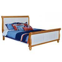 Modern Sleigh Bed